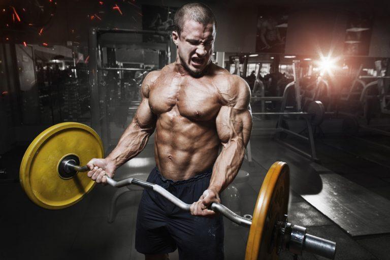 STORE ARMER: Bicepspeak-rutinen