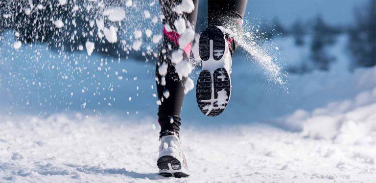Vinterpolstring - Er det vanskeligere å gå ned i vekt om vinteren?