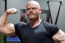 WEB-TV: På trening med IFBB men's classic physique athlete Patrik Eriksen