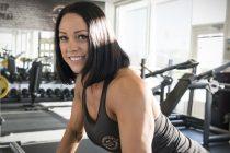 WEB-TV: Training legs with IFBB Bodyfitness Athlete Pia Jansson