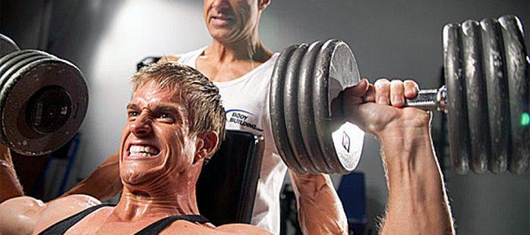 Fokus på å få opp vekten eller på å ha kontakt?