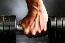 Maks muskler!