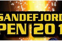 Sandefjord Open 31 august og 1 september 2019
