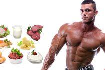 Slik spiser du for å få store muskler