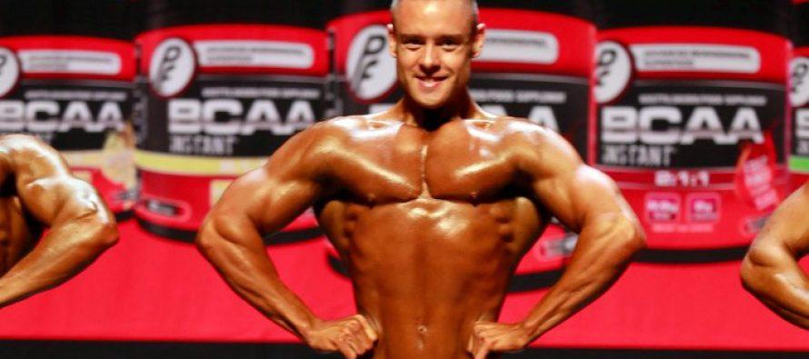 WEB-TV: På trening med Mikkel Kolstad