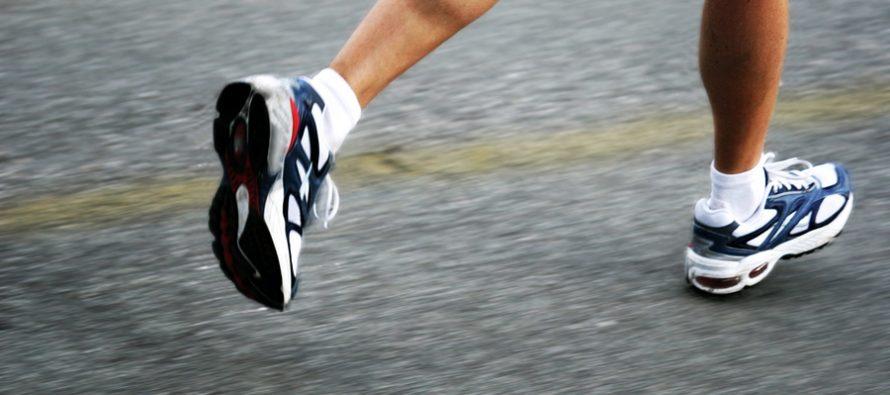Bør du trene med eller uten sko?
