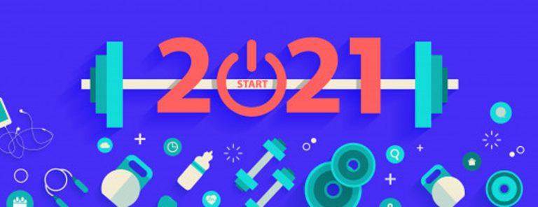 2021 året DU skal LYKKES å nå dine mål!