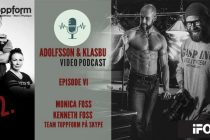 Adolfsson & Klasbu – iForm.no Podcast – Ep.6 – Kenneth og Monica Foss Team Toppform. (Del 2)