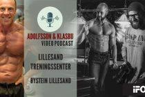 Adolfsson & Klasbu – iForm.no Podcast – Ep.9 – Øystein Lillesand