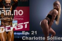 iForm.no – Bodybuilding & Fitness Podcast – Ep. 21 – Charlotte Sollien Moe