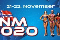 NM 2020 i Bodybuilding & Fitness – Resultater