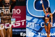 iForm.no – Bodybuilding & Fitness Podcast – Ep. 25 – Tina Johnsen