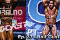 iForm.no – Bodybuilding & Fitness Podcast – Ep. 37 – Rolf Gustavsen