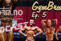 iForm.no – Bodybuilding & Fitness Podcast – GymBros – Ep. 5