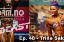 iForm.no – Bodybuilding & Fitness Podcast – Ep. 48 – Trine Sakslund